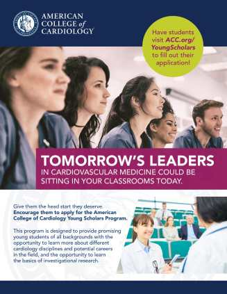 F18407 - Young Scholars Program Flier for Teachers (1)-1