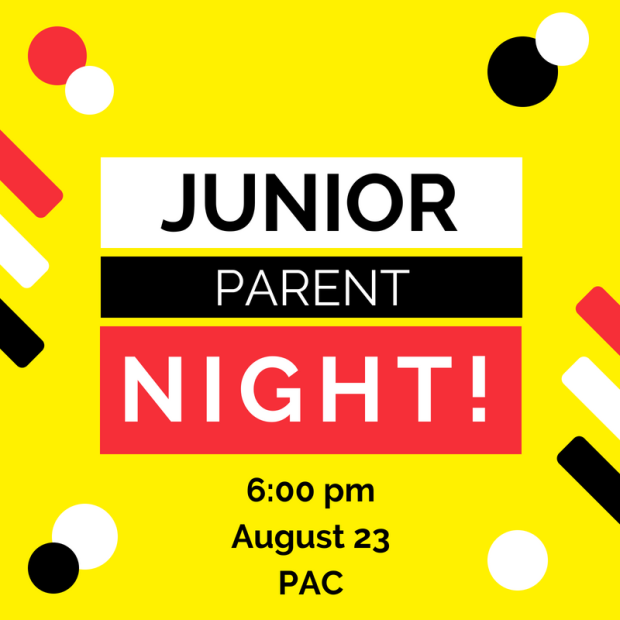 Parent Night Announcement