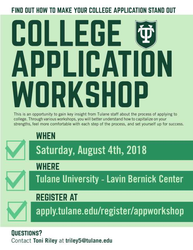 TU app workshop 2018 Flyer-1