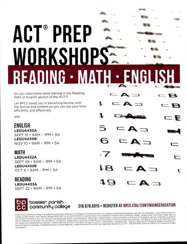 BPCC ACT Prep Workshops-1
